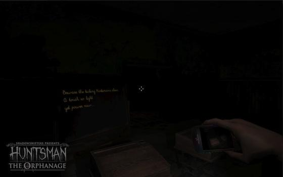Huntsman: The Orphanage on PC screenshot #1