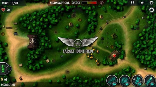 iBomber Defense Pacific on PC screenshot #5