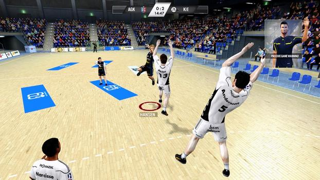 IHF Handball Challenge 12 on PC screenshot #6