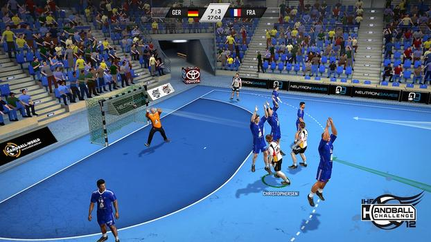 IHF Handball Challenge 12 on PC screenshot #4