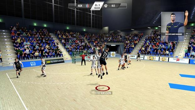 IHF Handball Challenge 12 on PC screenshot #2