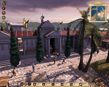 Imperium Romanum: Gold Edition on PC screenshot #1