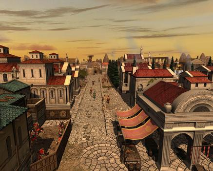 Imperium Romanum: Gold Edition on PC screenshot #5