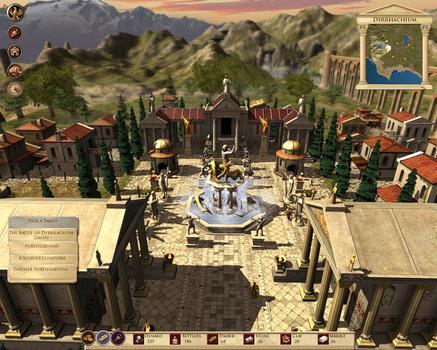 Imperium Romanum: Gold Edition on PC screenshot #3