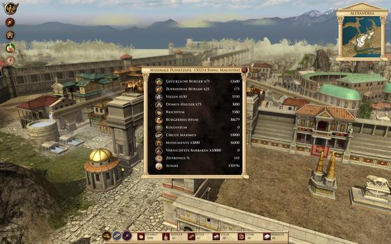 Imperium Romanum: Gold Edition on PC screenshot #2
