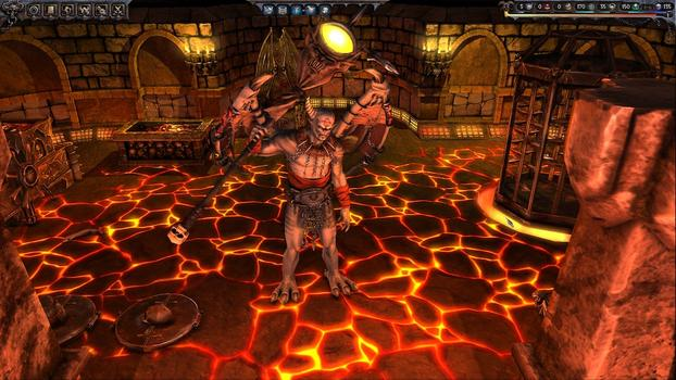 Impire: Black and White Demons DLC on PC screenshot #1