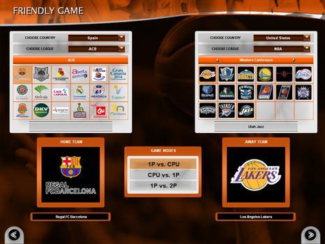 International Basketball Manager: Season 2010-2011 on PC screenshot #5