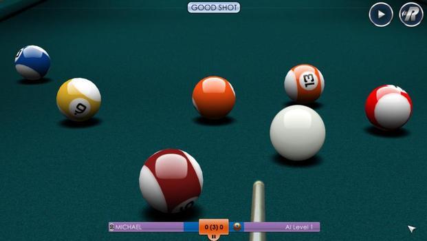 International Snooker on PC screenshot #5