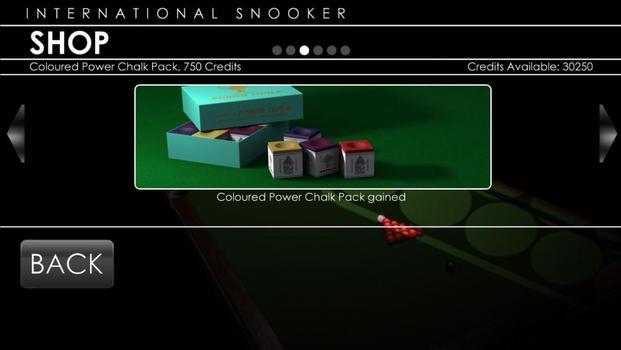 International Snooker on PC screenshot #2