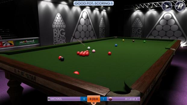 snooker game pc
