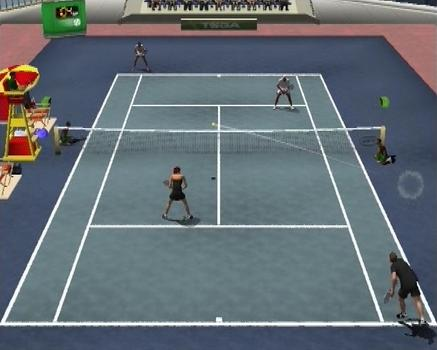 International Tennis Pro on PC screenshot #2