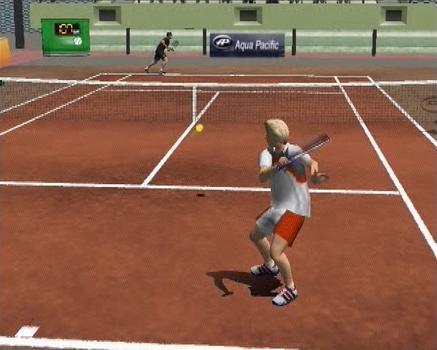 International Tennis Pro on PC screenshot #3