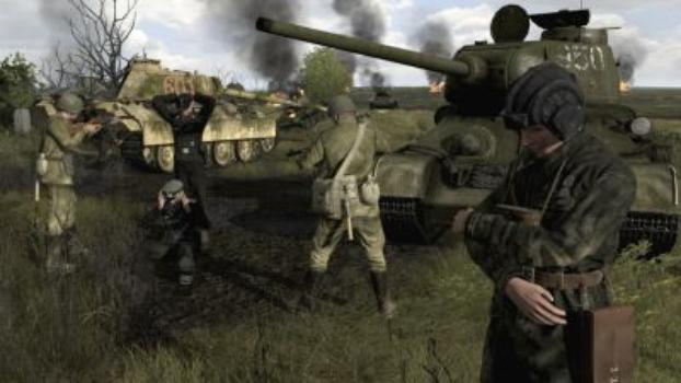 Iron Front: Liberation 1944 on PC screenshot #5