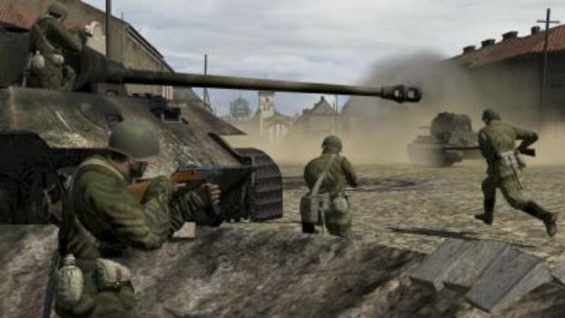 Iron Front: Liberation 1944 on PC screenshot #3