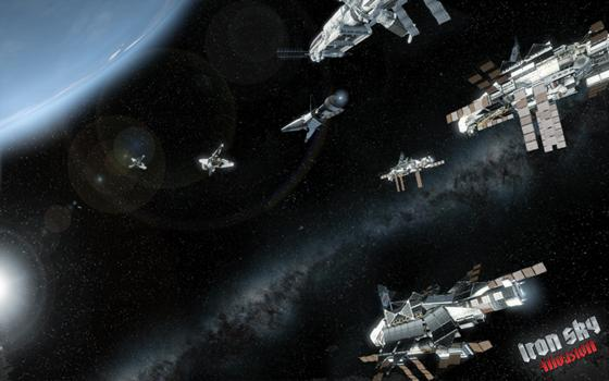 Iron Sky Invasion on PC screenshot #5