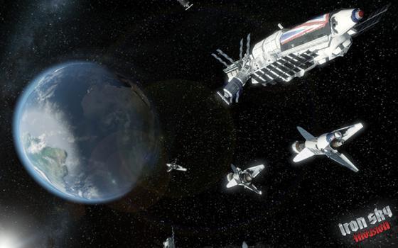 Iron Sky Invasion on PC screenshot #2