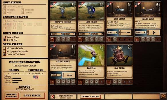 Ironclad Tactics on PC screenshot #5