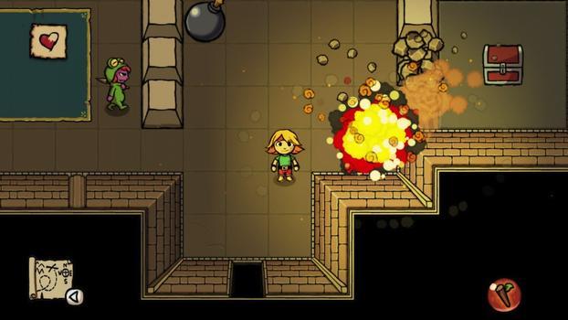 Ittle Dew on PC screenshot #3
