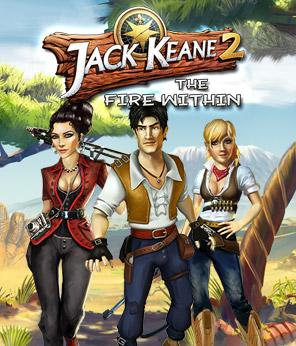 Jack Keane 2 The Fire Within-FLT