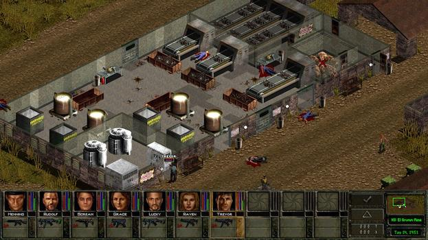 Jagged Alliance 2: Wildfire on PC screenshot #7