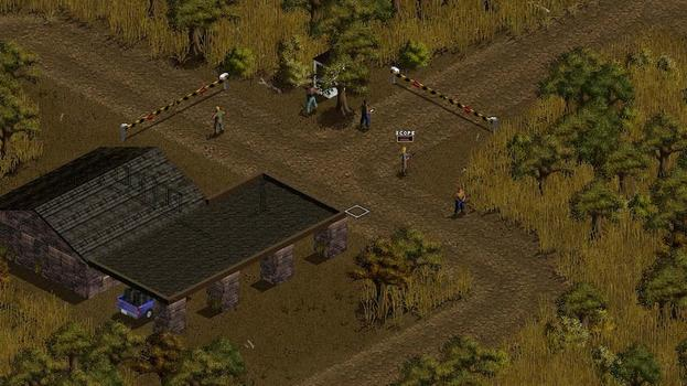 Jagged Alliance 2: Wildfire on PC screenshot #5
