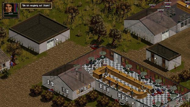 Jagged Alliance 2: Wildfire on PC screenshot #4