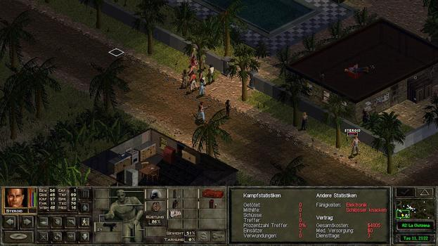 Jagged Alliance 2: Wildfire on PC screenshot #3