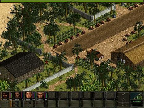 Jagged Alliance 2: Wildfire on PC screenshot #2