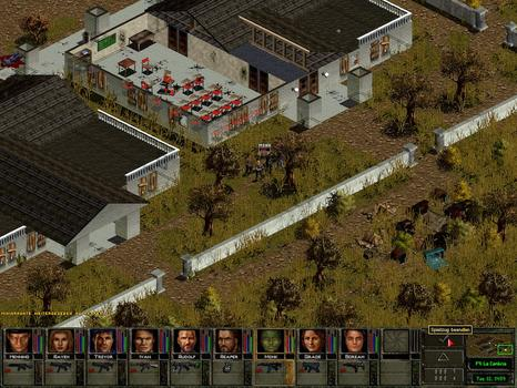 Jagged Alliance 2: Wildfire on PC screenshot #1
