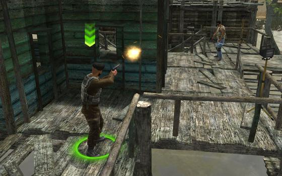 Jagged Alliance: Back in Action on PC screenshot #1