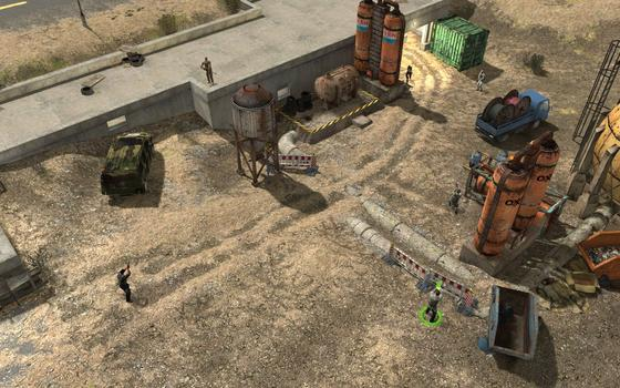 Jagged Alliance: Back in Action on PC screenshot #5