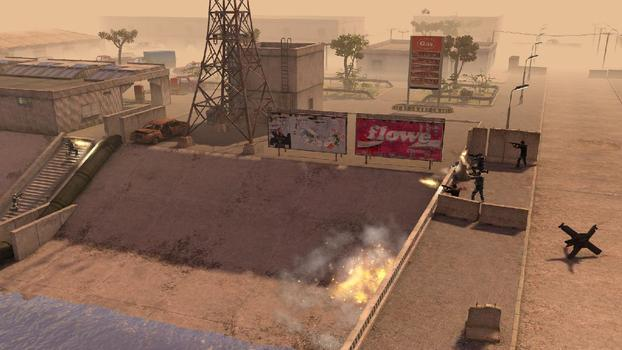 Jagged Alliance: Back In Action: Point Blank on PC screenshot #4