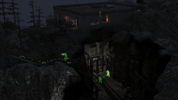 Jagged Alliance: Back In Action: Crossfire on PC screenshot #3