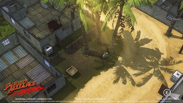 Jagged Alliance Flashback on PC screenshot #8