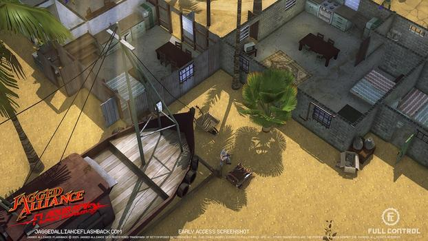 Jagged Alliance Flashback on PC screenshot #6