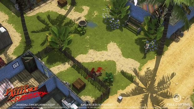 Jagged Alliance Flashback on PC screenshot #5