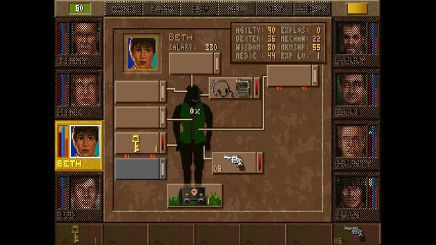 Jagged Alliance 1: Gold Edition on PC screenshot #5