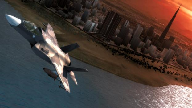Jane's Advanced Strike Fighters on PC screenshot #4