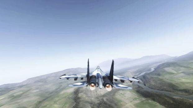 Jane's Advanced Strike Fighters on PC screenshot #2