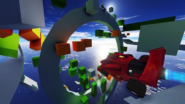 Jet Car Stunts on PC screenshot #8