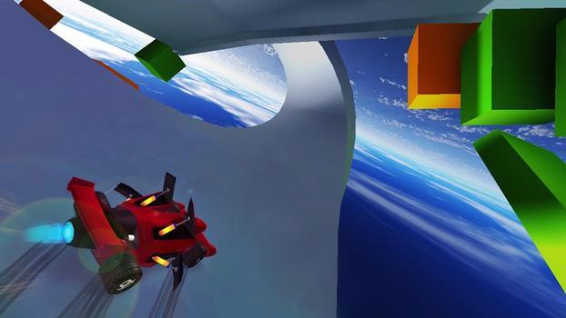 Jet Car Stunts on PC screenshot #7