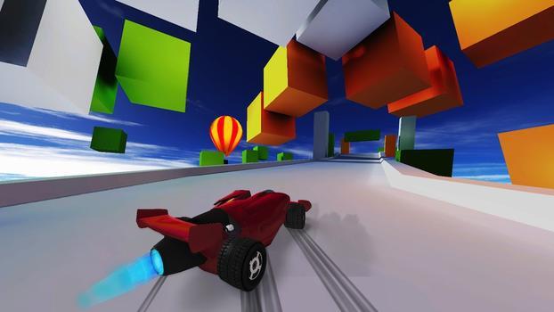 Jet Car Stunts on PC screenshot #6