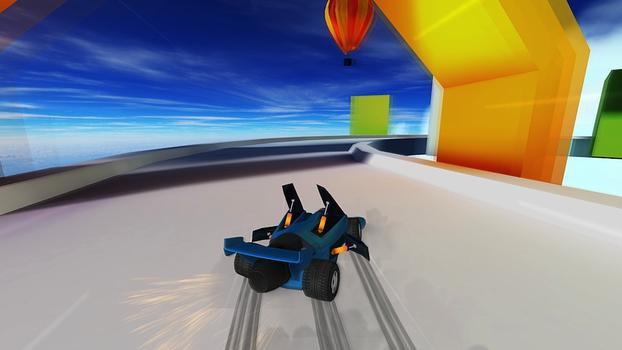 Jet Car Stunts on PC screenshot #5