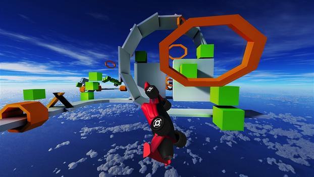 Jet Car Stunts on PC screenshot #4