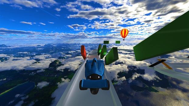 Jet Car Stunts on PC screenshot #3