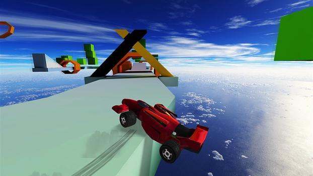 Jet Car Stunts on PC screenshot #2