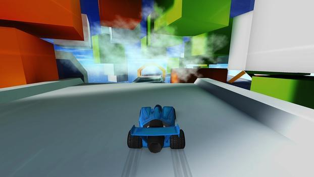 Jet Car Stunts on PC screenshot #1