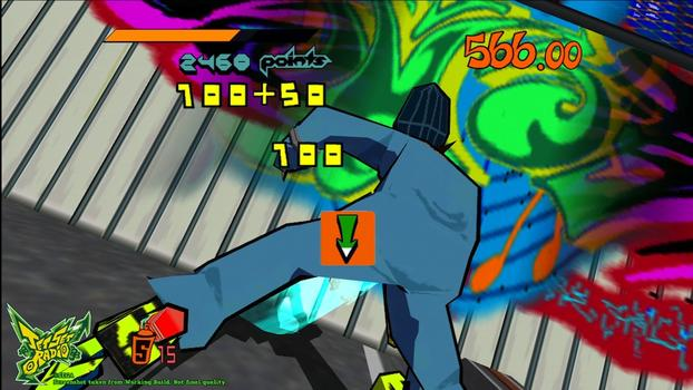 Jet Set Radio on PC screenshot #6