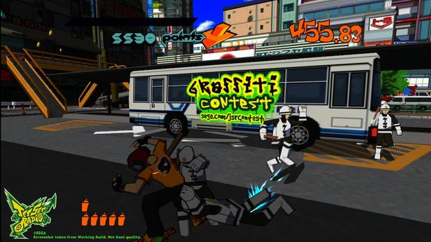 Jet Set Radio on PC screenshot #5