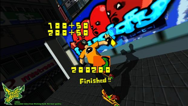 Jet Set Radio on PC screenshot #3